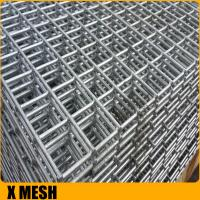 Quality Standard Sheet A 193 concrete reinforcement mesh panels for construction of wall body for sale