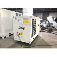 Quality Anti - Corrosion Aircon Ducted 10 Ton Package Unit Air Conditioner For Marquee Tent for sale