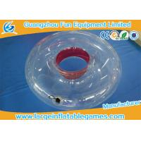 Buy cheap 2018 New design TPU / PVC Durable Inflatable Swimming Ring Towable Ring from wholesalers