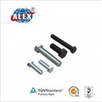 Quality Hex Track Bolt for Railway Fastening for sale