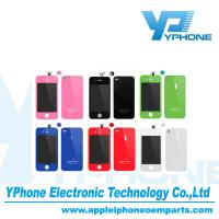 Quality Color Conversion Kits Full Housing Kits LCD Screen Digitizer For Iphone 4g, 4s for sale