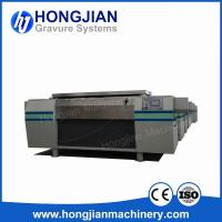 Quality Complete Galvanic Line Nickel Copper Chrome Plating Tank Dechroming Degreasing Machine for Gravure Cylinder Making for sale