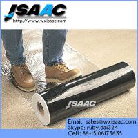 Adhesive Carpet Protective Film for sale