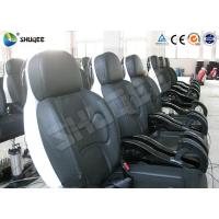 Buy Genuine PU Leather Movie Theater Seat Dynamic For 5D Cinema System at wholesale prices