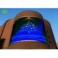 China Innovative High Definition P4 Led Module Rgb Led Billboard Advertising on sale
