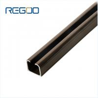 Quality Anodized Aluminium Channel Extrusions Architectural Aluminum Channel With U Shape C Shape for sale