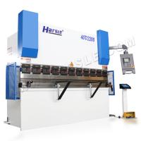 China WC67K-40T/2200 press brake tooling with DA-41S, CNC hydraulic press brake manufacturer on sale