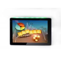 Quality Android Touch Screen Wall Mount Tablet PC With POE, WiFi, Serial Port for sale