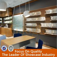 China Fashion Optical Shop Interior Design Decoration for sale