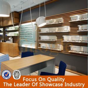 China Fashion Optical Shop Interior Design Decoration on sale