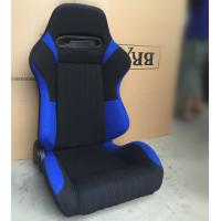 Quality JBR1042 Easy Installation Sport Racing Seats With Adjuster / Slider Car Seats for sale