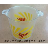 Quality oval ice bucket for sale