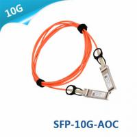 10G SFP+ to SFP+ Active Optical Cables for sale