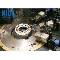 Quality Three Needles Coil Winding Machine 380v Voltage For Brushless Motor Stator for sale