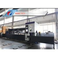 Quality High Precision Pipe Laser Cutting Machine With IPG Laser Source Stable Operating for sale
