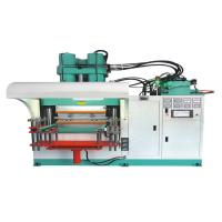 Quality 300 Ton Silicone Rubber Injection Molding Machine Less Material Consumption High Passed Rate for sale
