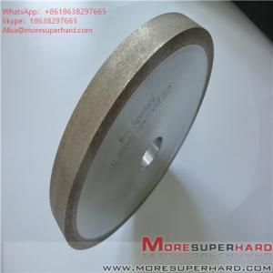 Quality Metal - bonded diamond grinding wheel processing ceramics ALisa@moresuperhard.com for sale