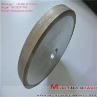 Buy cheap Metal - bonded diamond grinding wheel processing ceramics ALisa@moresuperhard from wholesalers
