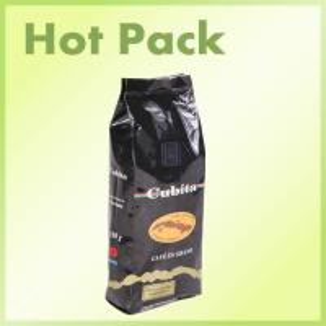 China 2015 high quality wholesale fashion coffee custom printed bags and Angle valve bags on sale