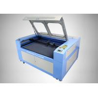 Quality Double Heads CO2 Laser Engraving Cutting Machine for Leather / Wood / Paper / Glass / Acrylic for sale