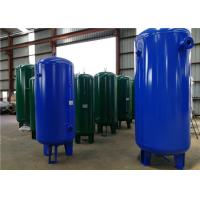 Buy Screw Type Air Compressor Receiver Tank , Air Compressor Expansion Tank at wholesale prices