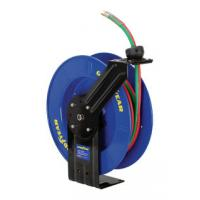 Quality Goodyear 50 FT Oxygen Acetylene Dual Welding Retractable Reel w/Hose for sale