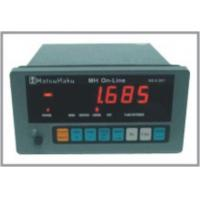 China Liquid On-Line Specific Gravity Controller MH-1000 on sale