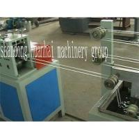 Quality 2pcs PP strapping band extrusion line for sale