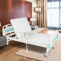 Quality Hospital Electric Patient Bed , Electric Adjustable Beds For The Elderly for sale