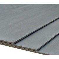 Dark Grey 100% Non Asbestos Fibre Cement Board Reinforced 4-25mm Fire Proof for sale
