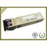 Touch Sensitive SFP Module Transceiver DWDM Reach 80km For Telecommunications for sale