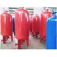 Quality Horizontal Orientation Diaphragm Pressure Tank For Water Supply Equipment for sale