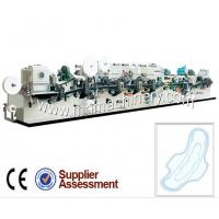 China Standard Sanitary Napkin Making Machine on sale