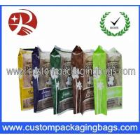 China Oxygen Resistance Printed Plastic Food Packaging Bags / Laminated Popcorn Bag on sale