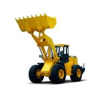 China 5000KG LW500E Earthmoving Machinery Wheel Loader With double pump interflow on sale