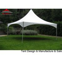 Buy cheap Trade Show Hexagonal Pagoda Party Tent 5x5m Without Sidewall 2.5m Height from wholesalers
