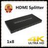 8ports HDMI Distribution amplifier  Ultra HD 4Kx2K for sale