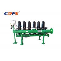 Quality Automatic Agriculture Water Filter900 * 820 * 1150mm Size 96KG Gross Weight for sale