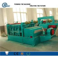 Quality Automatic Metal Slitting Line , Steel Coil Slitting Machine Line With Recoiler for sale