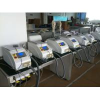 Quality Pigment And Tattoo Removal Portable Q-Switch ND YAG Laser Machine for sale