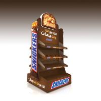 Quality Double Side MDF Display Stands for sale