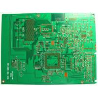 Quality FR-4 1 - 18 layers Multilayer PCB board 1.6mm Thickness , 0.076mm ( 3mil ) UL , ROHS for sale