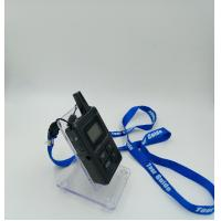 E8 Ear - Hanging Bluetooth Tour Guide System , Wireless Audio Tour Guide System