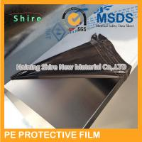 Quality 1250mm Width Black&white Protective Film For Stainless Steel Sheet for sale
