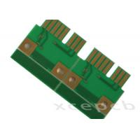Quality High frequency hasl bare pcb Board For Electronics , FR - 4 / High TG / Rogers Material for sale