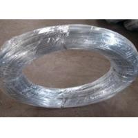 China 0.9mm Electric Galvanized Iron Wire / Carbon Steel Welding Wire 0.5mm-3.5mm Dia on sale