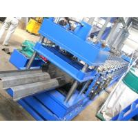 Quality Highway Fence Cold Bending Roll Forming Machine 5 Rollers Leveling Hole Punching System Use Panasonic PLC Control for sale