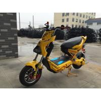 Quality High Power Battery Operated Electric Scooter Motorcycle For Adults 45 - 50km/H for sale