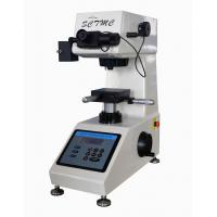 Quality CE Digital Display Micro Vickers Hardness Tester with Eyepiece Input Button for sale