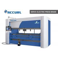 Quality Servo Electric 55 Ton CNC Press Brake Equipment With 5 Year Warranty for sale